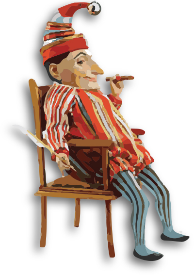 punch cigar brand doll