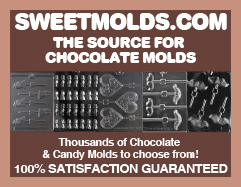 Buy chocolate molds at SweetMolds.com