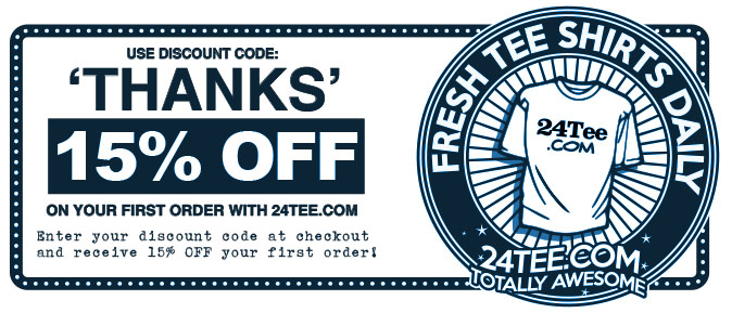 coupon for 24teecode